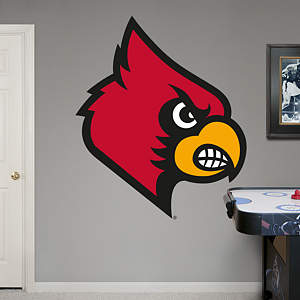 Louisville Logo Fathead Wall Decal